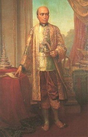 Rama II of Siam - Image: Buddha Loetla Nabhalai portrait
