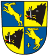 Coat of arms of Budyně nad Ohří