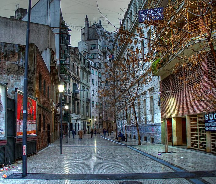 File:Buenos Aires - Pasaje Enrique Santos Discépolo - HDR.jpg