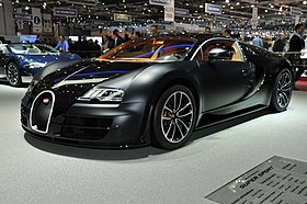 Image illustrative de l'article Bugatti Veyron 16.4