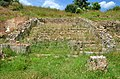 Building C of the the Northern area of the Forum, Rusellae, Etruria, Italy (30227135638).jpg