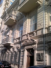 Building on 148 Vidadi Street in Baku.jpg