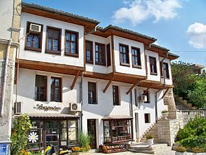 Balchik - Balchik's centre