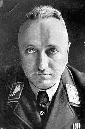 Robert Ley - Robert Ley, Head of German Labour Front