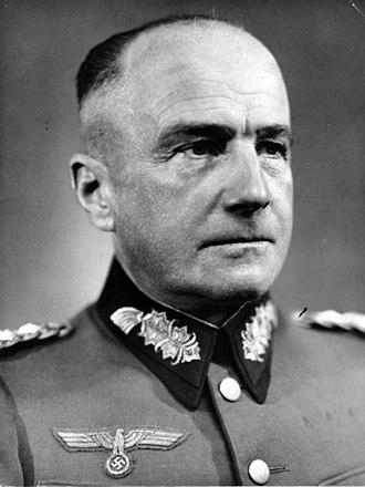 Oberkommando des Heeres - Image: Bundesarchiv Bild 183 E00780, Walther von Brauchitsch