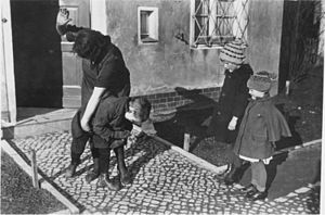Spanking - Spanking in Germany in 1935