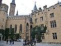 Burg Hohenzollern (1. Burg, 1000-1267 ^ 3. Burg 1850-1867) - panoramio (2).jpg