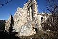 Burg Starhemberg Westseite Richtung Norden.JPG
