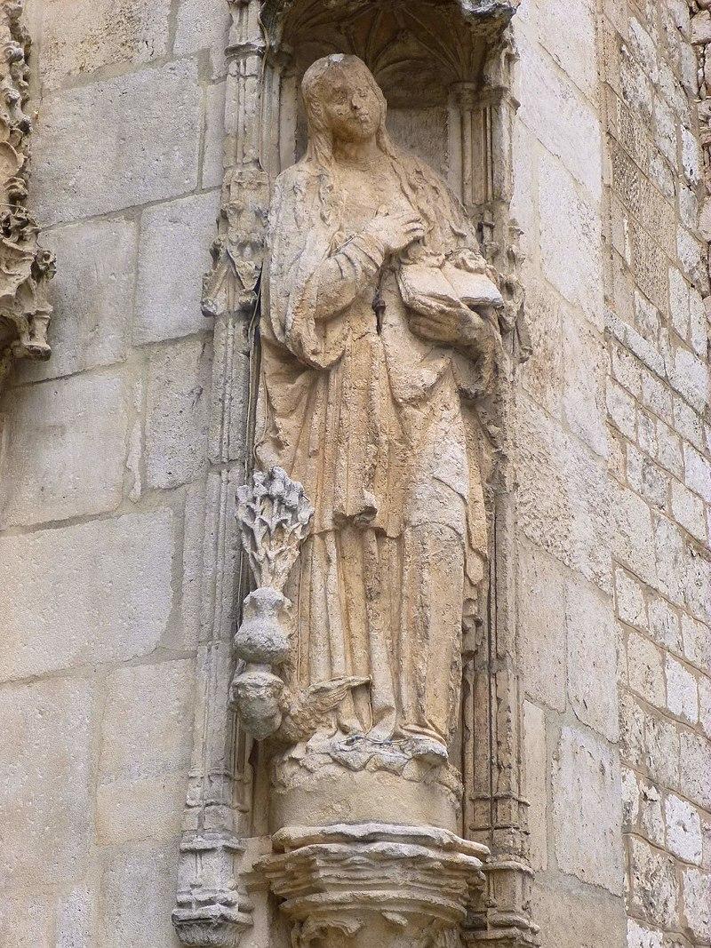 Burgos - Iglesia de San Lesmes 53.jpg