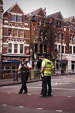 Burnt Party Superstore on Lavendar Hill, Clapham, 2011.jpg
