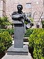 Bust of Aram Khachatryan on the same street of Yerevan.jpg