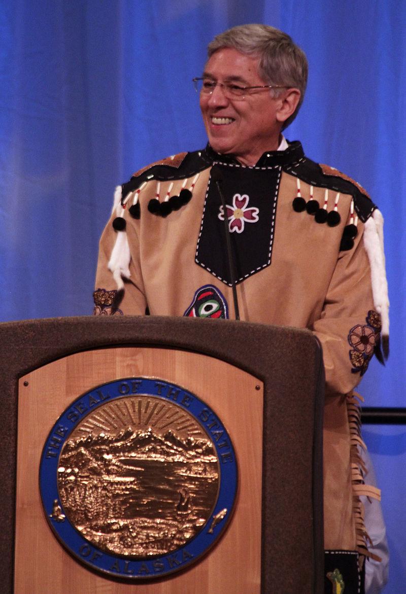 Byron Mallott inaugural speech.jpg