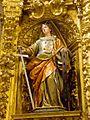 Cáceres - Catedral, interiores, Capilla del Santísimo Sacramento 3.jpg