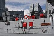 C-802 anti ship missile