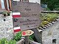 CAI 409 San Benedetto in Alpe Segnavia.jpg