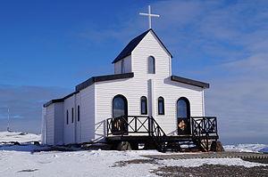 Villa Las Estrellas - Chapel of St. Mary Queen of Peace.