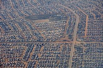Thokoza - Aerial view of Thokoza
