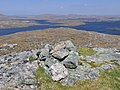 Cairn, Cleit Faoph, Isle of Lewis (geograph 5801370).jpg