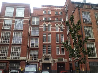 London Metropolitan University - Calcutta House which was named after the Indian port of Calcutta