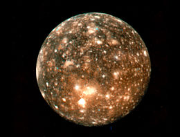 Image illustrative de l'article Callisto (lune)