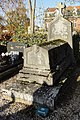 Cambrai - Cimetière de la Porte Notre-Dame, sépulture remarquable n° 08, Napoléon Mouton, député (01).JPG