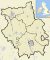 Cambridgeshire outline map with UK.png