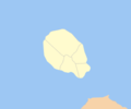 Camiguin blank map.png