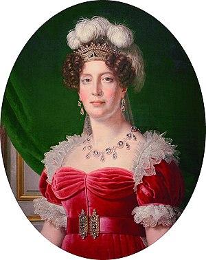 Samuel Beazley - The Duchesse d'Angoulême
