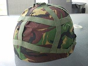 Mk 6 helmet - MK 6 in DPM camo