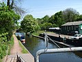 Canal at Compton - geograph.org.uk - 418294.jpg