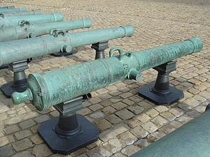 Canon lourd de 12 Gribeauval