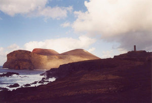 Faial Island - Capelinhos Volcano and Ponta dos Capelinhos (including Lighthouse)
