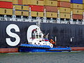 Capitaine Albert Ruault IMO 9398814 p2 Port of Rotterdam, Holland 29-Jul-2007.jpg
