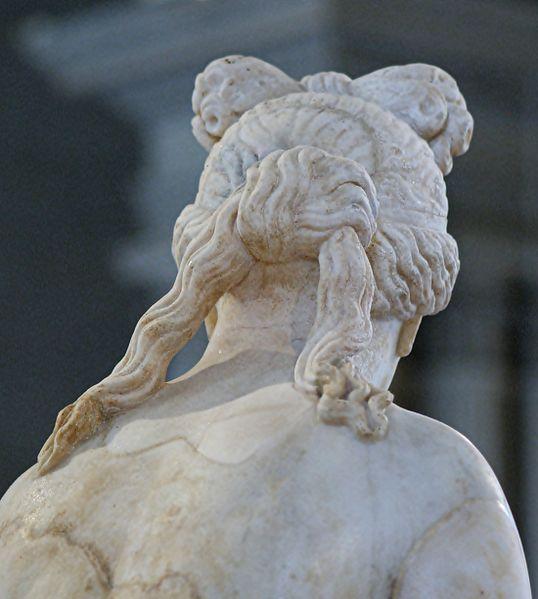 Louvre Statues Aphrodite
