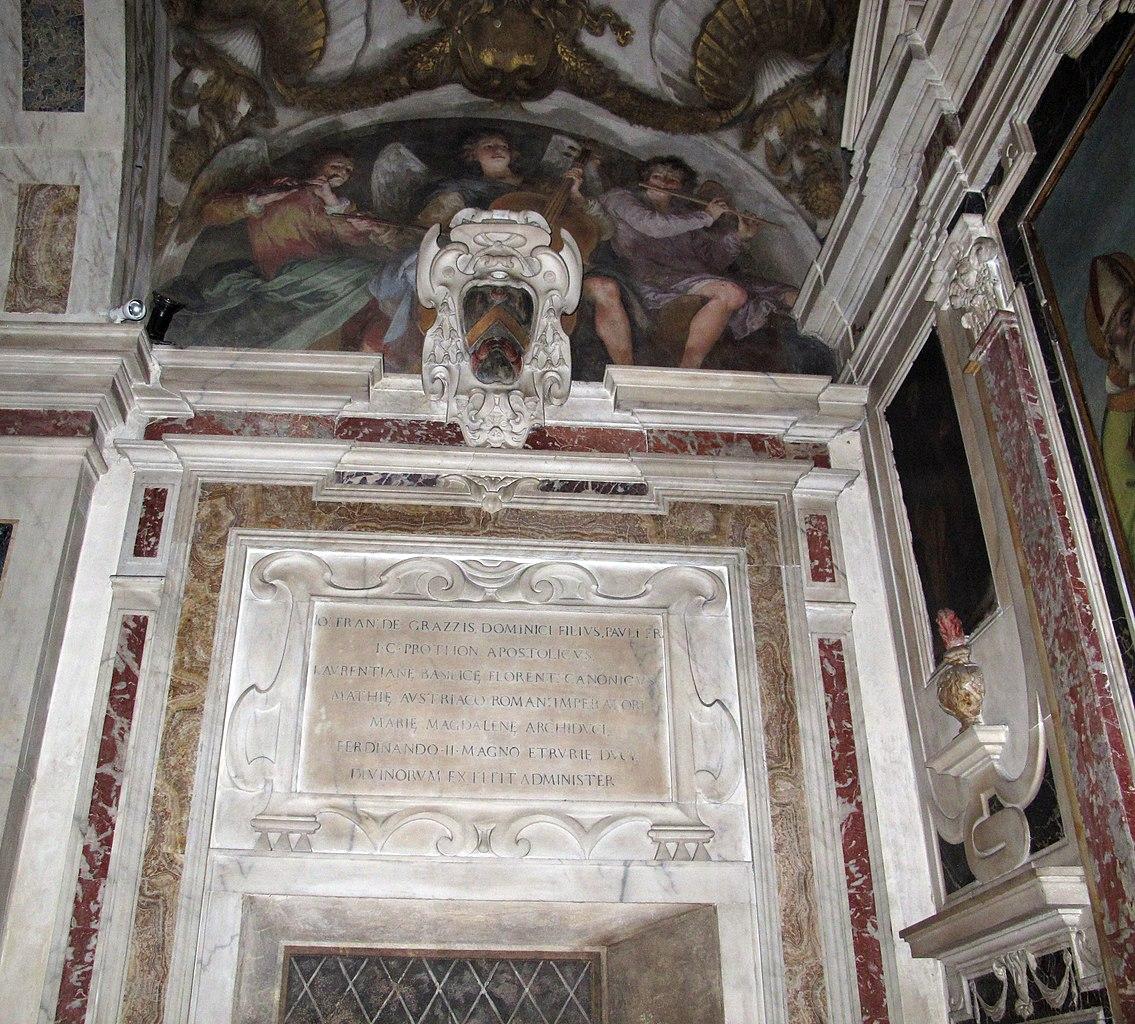 File cappella dell 39 organo decorazione di bartolomeo rossi for Decorazione wikipedia