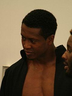 Caprice Coleman American professional wrestler