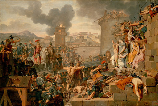 Caraffe, Armand-Charles - Metellus Raising the Siege