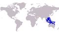 Caranx bucculantus distribution.PNG
