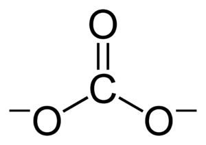 Carbonate - Simple, localised Lewis structure of the carbonate ion