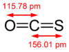 Carbonyl-sulfide-2D-dimensions