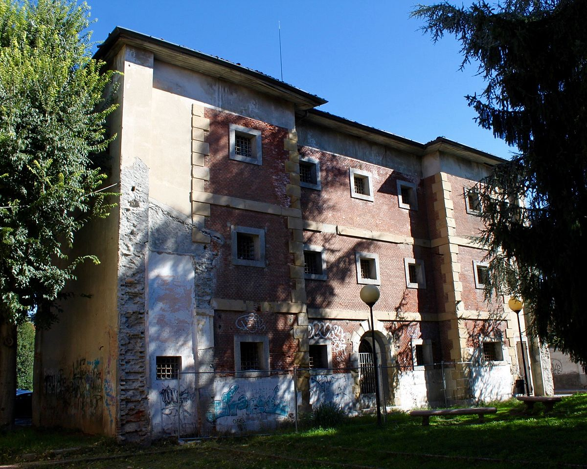 Carceri ottocentesche di busto arsizio wikipedia for Le torri arredamento busto arsizio