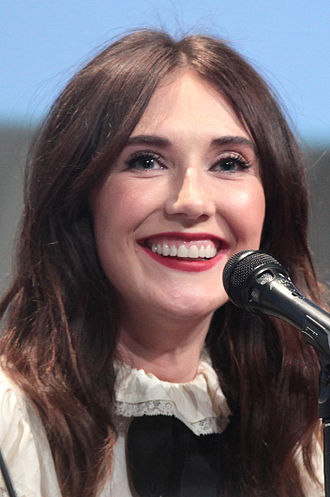 Melisandre - Carice van Houten plays the role of Melisandre in the television series