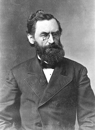 German Americans - Carl Schurz was the first German born US Senator (Missouri, 1868) and later US Secretary of the Interior