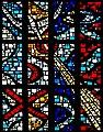 Carl Huneke's stained glass window - The Holy Spirit at Holy Spirit Church, Fairfield, CA.jpg