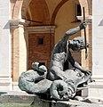 Carlo maderno e giovanni fontana, fontana della madonna a loreto, 1604-14, poi 1622, 06 dragone.jpg