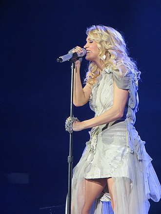 C2C: Country to Country - 2013 and 2016 headliner Carrie Underwood.