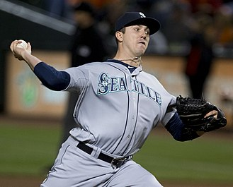 Carson Smith (baseball) - Smith with the Seattle Mariners