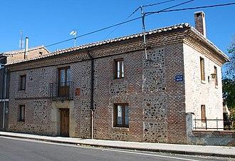 Buenavista de Valdavia - Rural house of Buenavista de Valdavia.