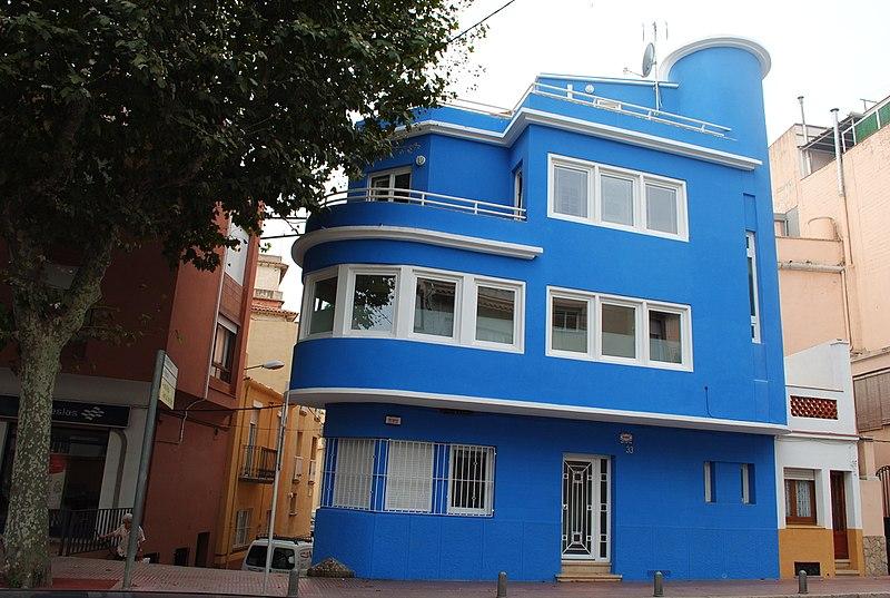 File casa dawson avinguda juli garreta 33 sant feliu de for Casas sant feliu de guixols