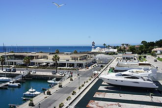 Cascais Marina - The marina has over 20,000 m2 of entertainment space, regularly hosting luxury and high profile events.
